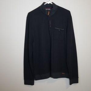 Ted Baker quarter zip pullover